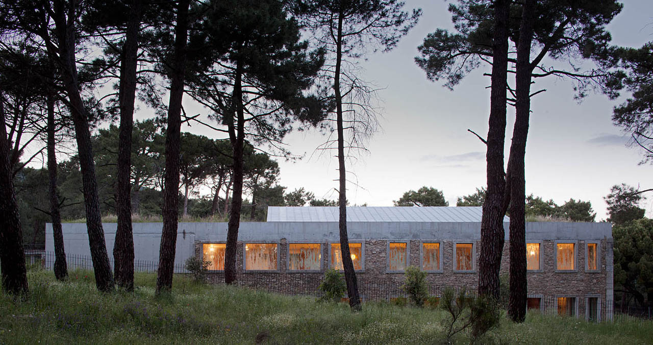 Centro de Interpretación del Monte Abantos / g+f arquitectos, © Miguel de Guzmán