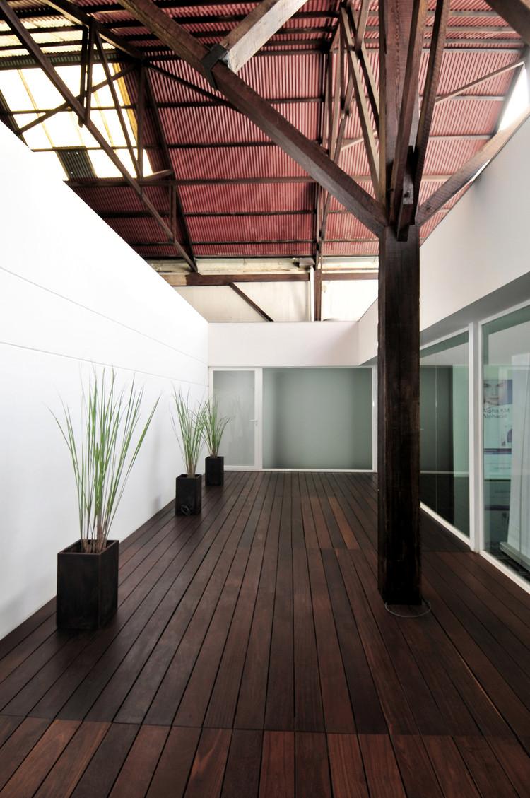 Cortesía de gualano + gualano arquitectos