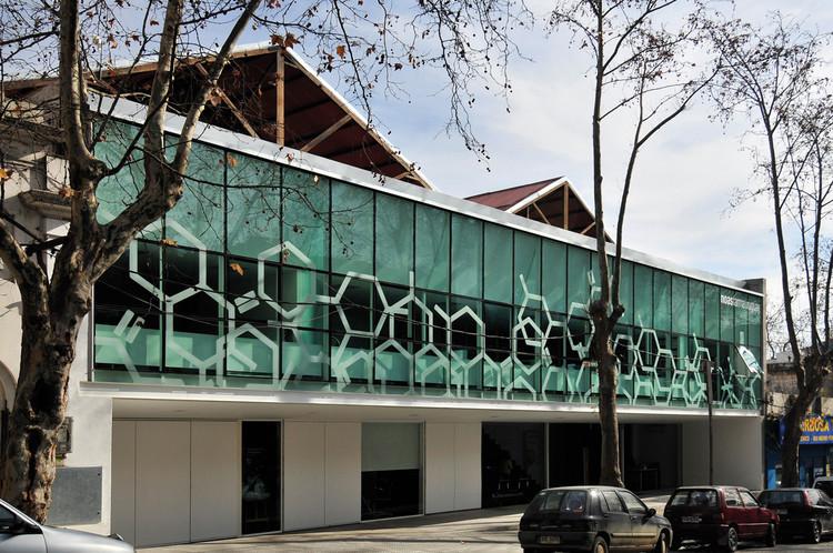 Laboratorio Noas / gualano + gualano arquitectos, Cortesía de gualano + gualano arquitectos