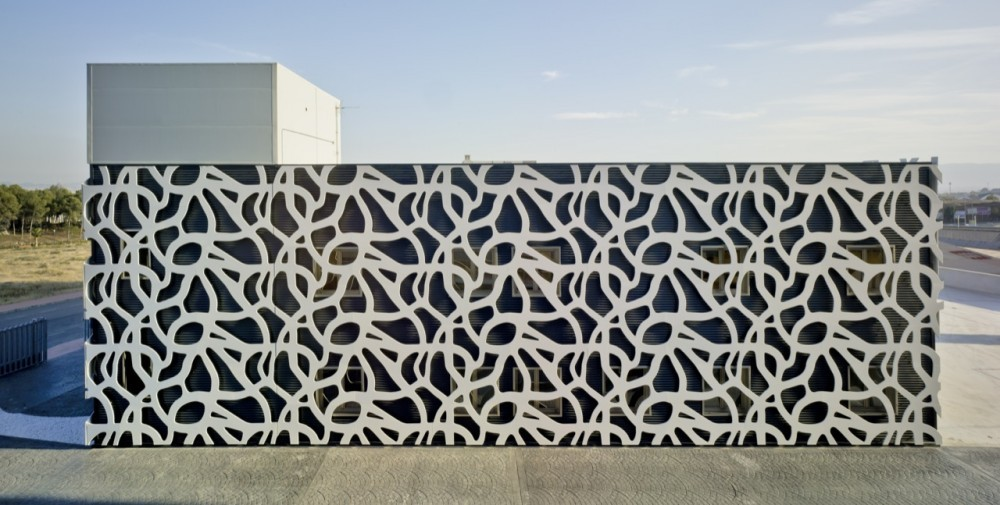 Edificio Ibermutuamur / DENORTE, © David Frutos