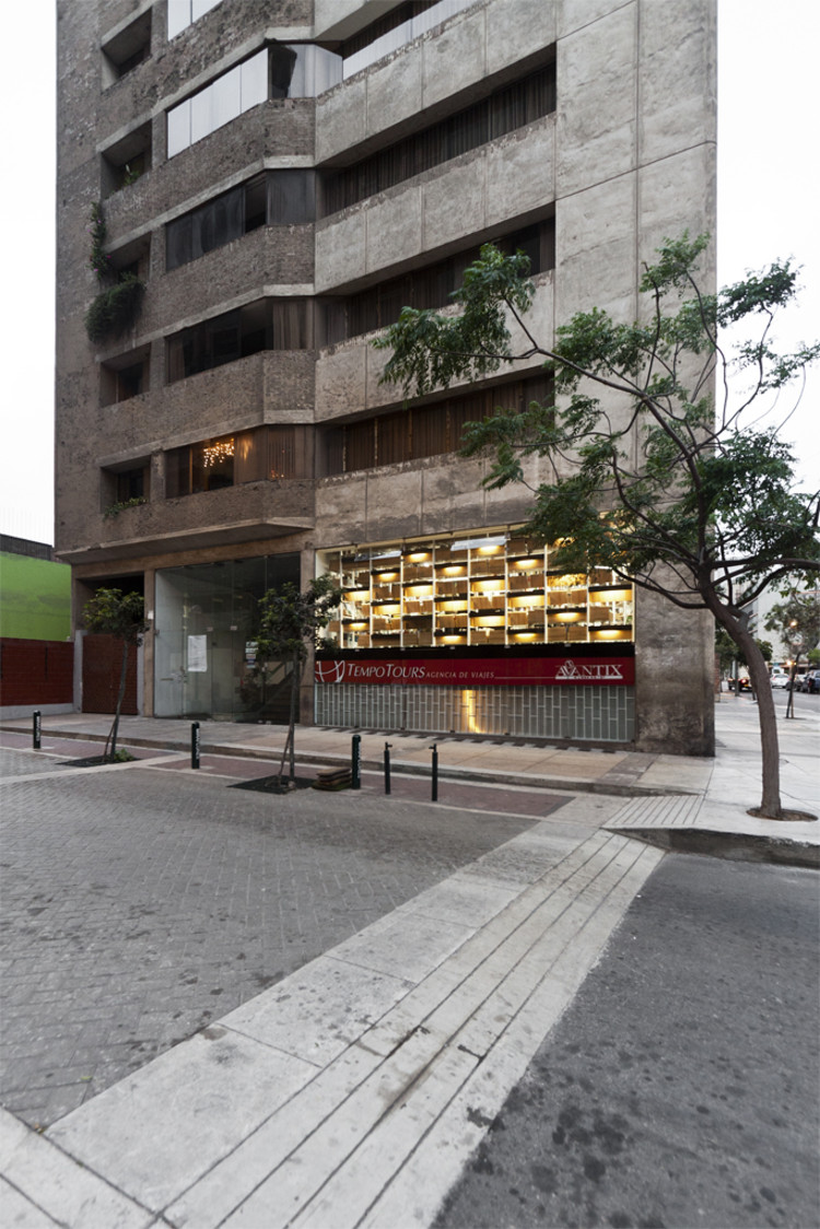 Librería Arcadia Mediática / Llona Zamora Arquitectos, Cortesía de Michelle Llona