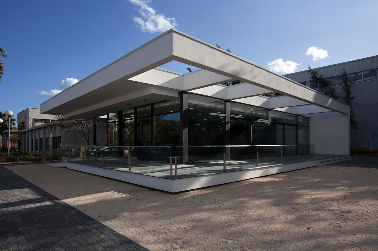 Centro de jubilados de Almassera / Antonio Altarriba Comes, © Diego Opazo