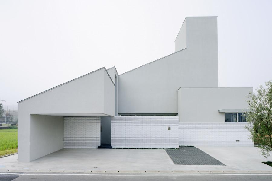 Casa de la Representación / FORM / Kouichi Kimura Architects, © Takumi Ota