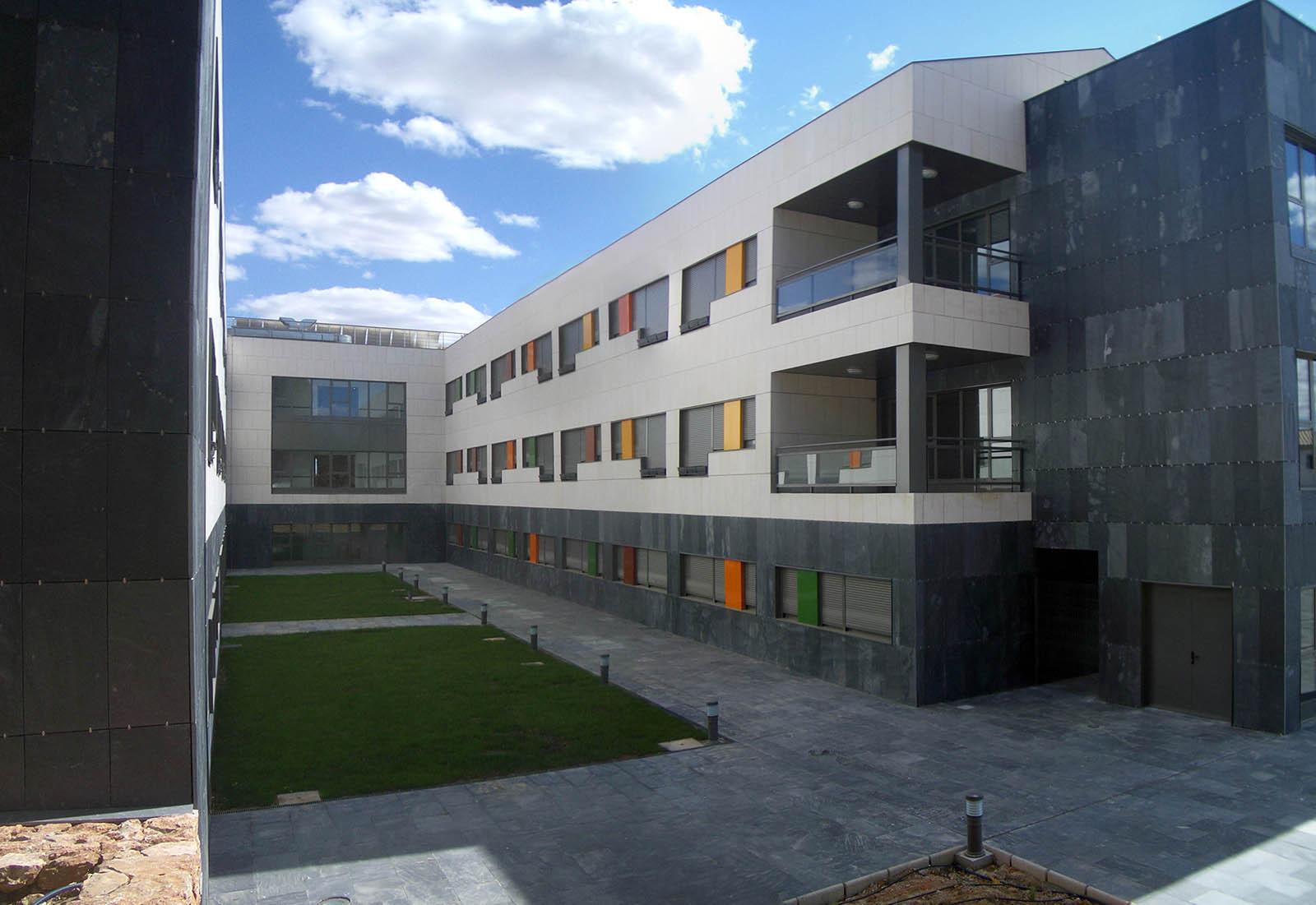 Residencia para Mayores en Mota del Cuervo (Cuenca) / GEED Arquitectos, © Alfredo Prados Covarrubias