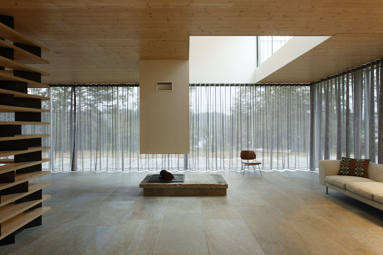 D house / Lode Architecture