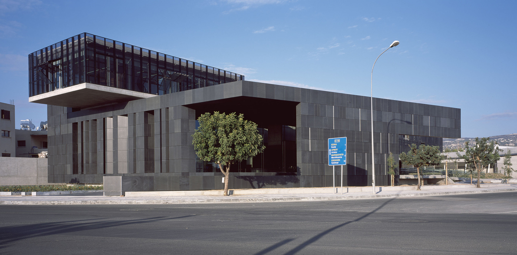 Electricity Authority of Cyprus / Eraclis Papachristou Architects, © Erieta Attali