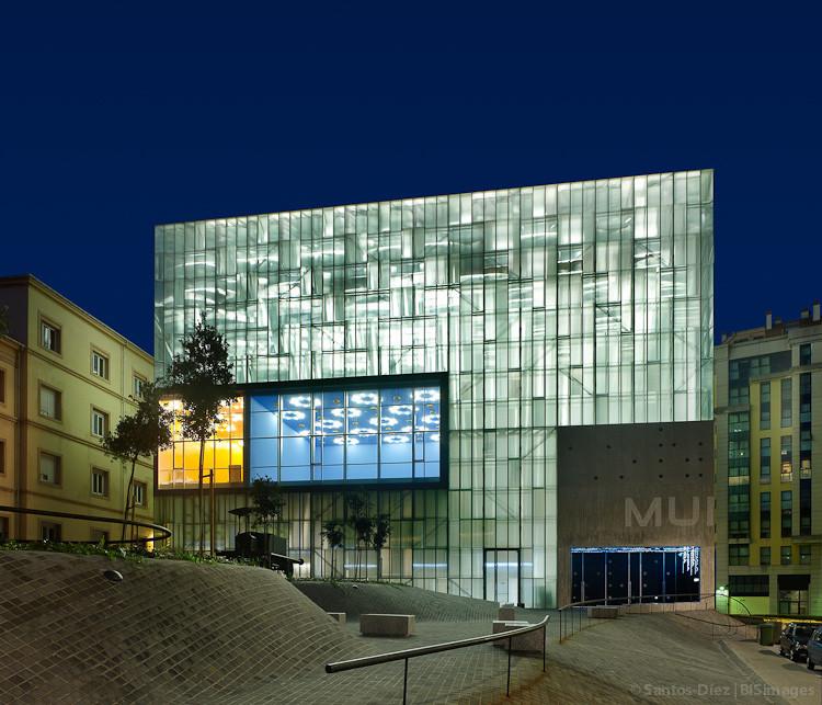 Centro de las artes de la diputaci n de la coru a museo y - Arquitectura de interiores coruna ...