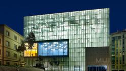Centro de las Artes de la Diputación de la Coruña Museo y Conservatorio de Danza / aceboXalonso studio