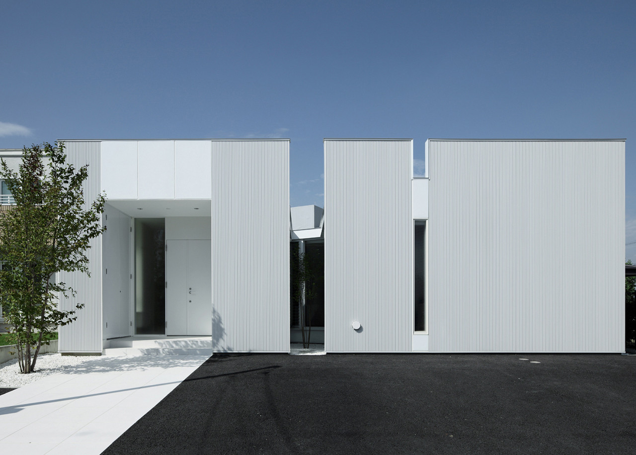 diamond house / masao yahagi architects | archdaily