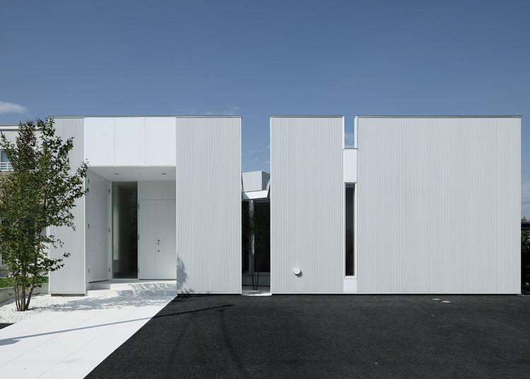 Casa Diamante / Masao Yahagi Architects, © Koichi Torimura