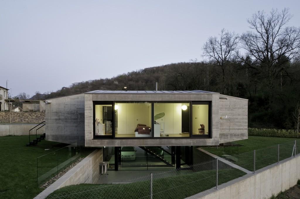 Casa Pocafarina / Hidalgo Hartman, © Filippo Poli