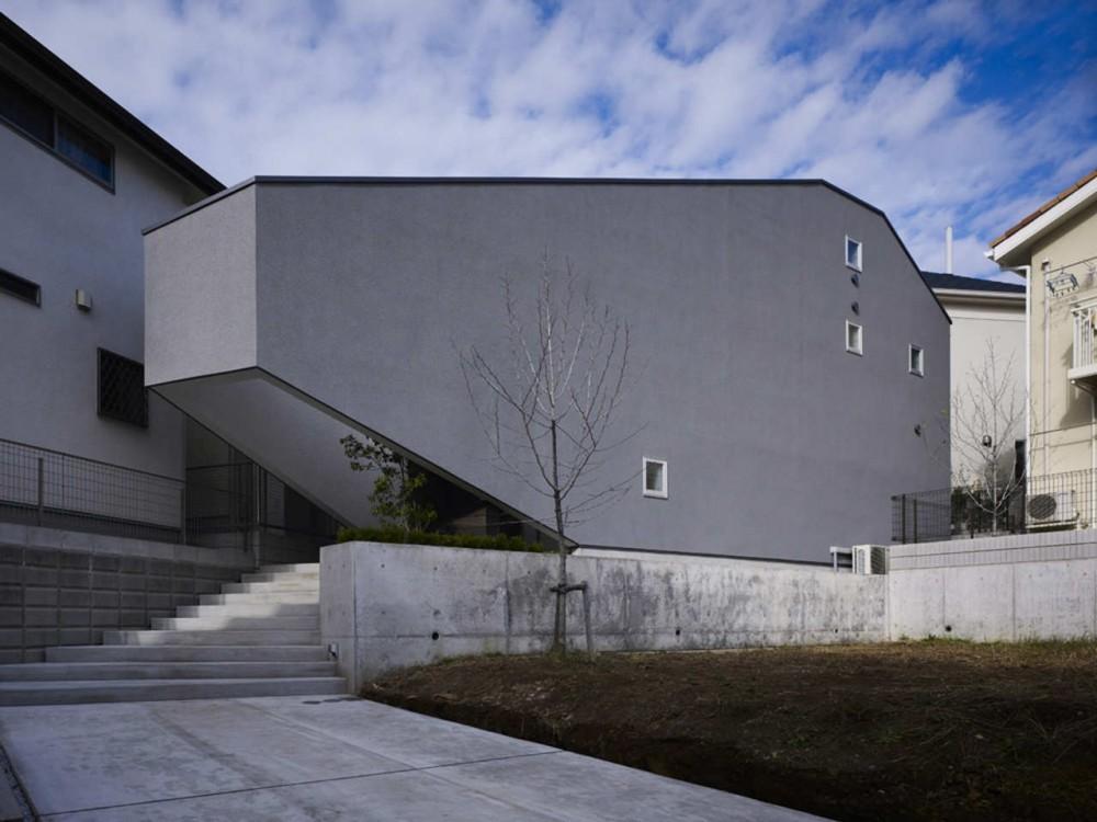 UN / Yo Yamagata Architects, © Forward stroke Inc