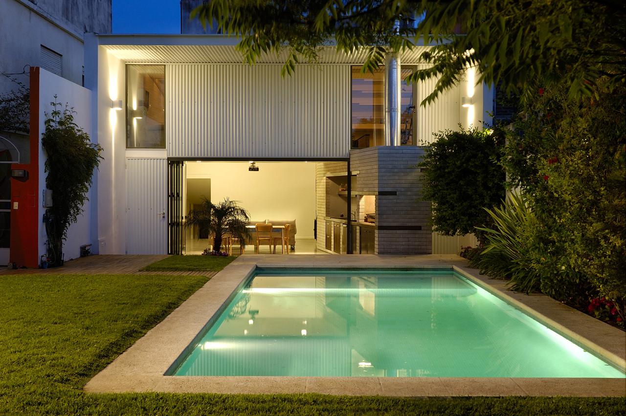 PH Loft Arias / Hitzig Militello Arquitectos, © Masterpix