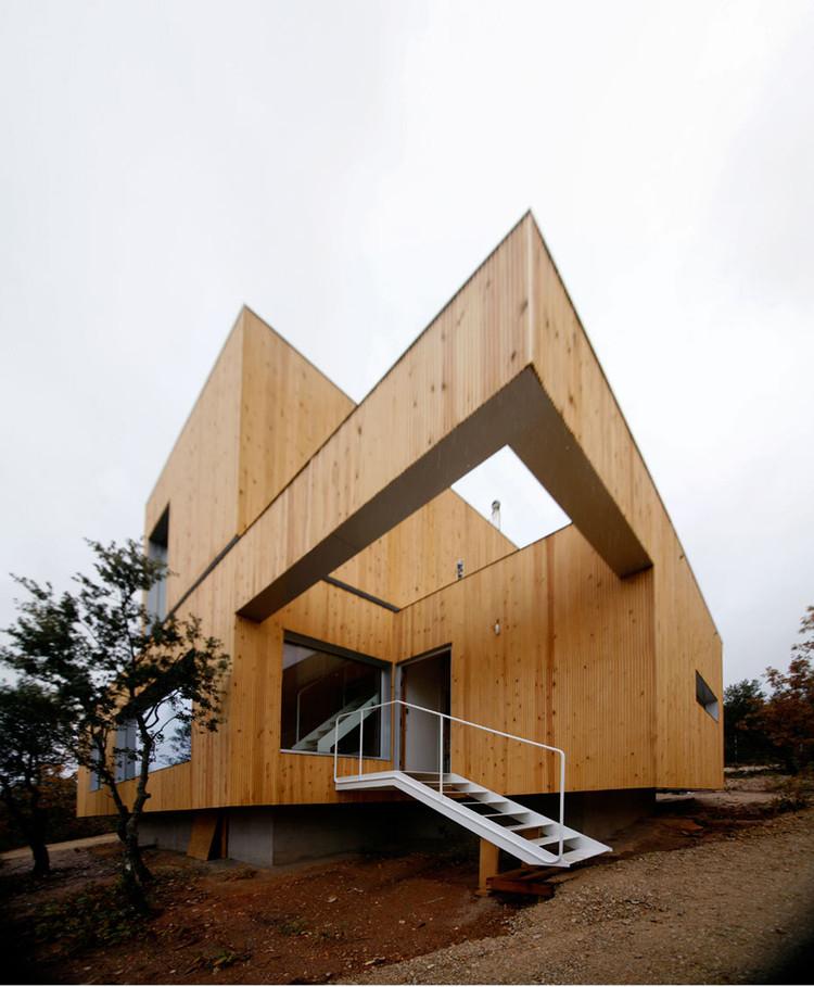 Casa Ex / García Germán Arquitectos, © Jorge López Conde