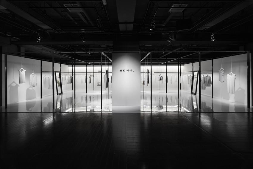 Tienda Beige / Nendo, © Masaya Yoshimura