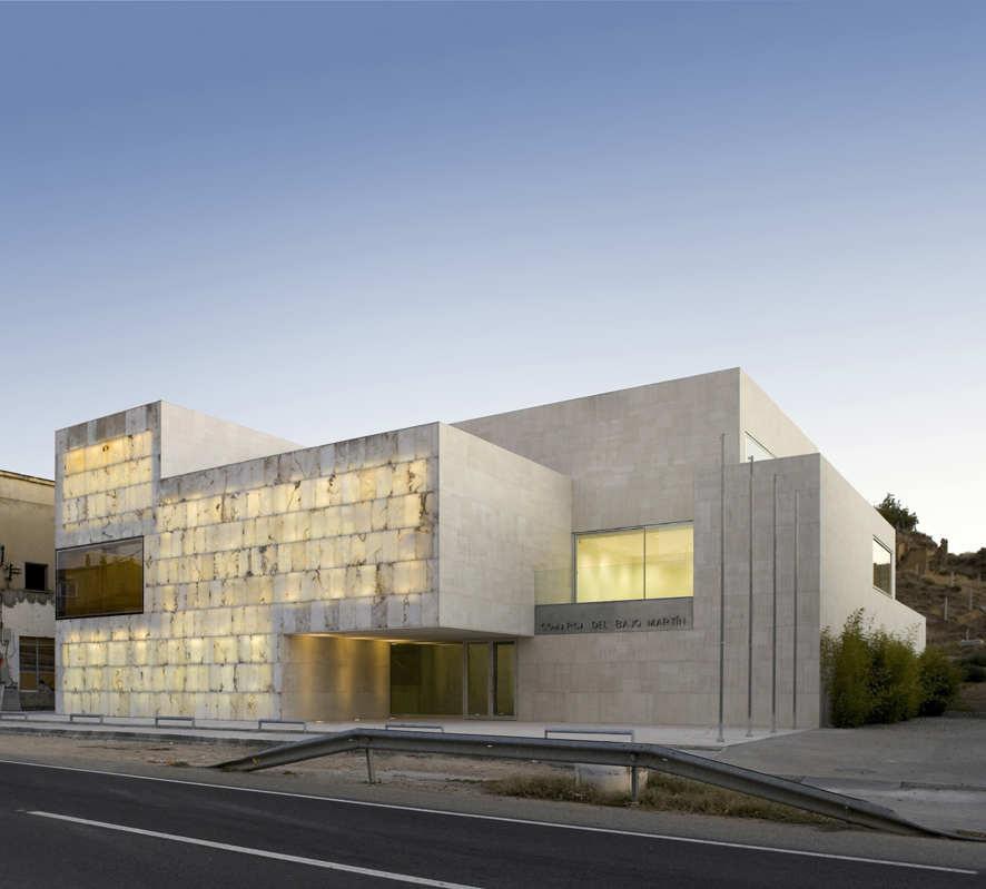 Sede de la Comarca del Bajo Martín / Magén Arquitectos, © Pedro Pegenaute