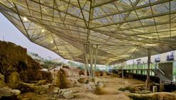 Cubierta para el Parque Arqueológico de El Molinete / Amann-Cánovas-Maruri