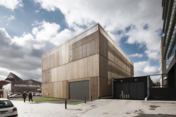 Edificio de Archivos Saint Denis / Antonini + Darmon Architectes, Cortesía de Antonini + Darmon Architectes