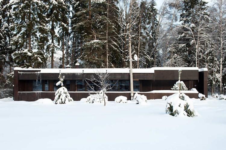 Casa en la Región de Moscú / Sergey Nasedkin, Cortesía de Sergey Nasedkin