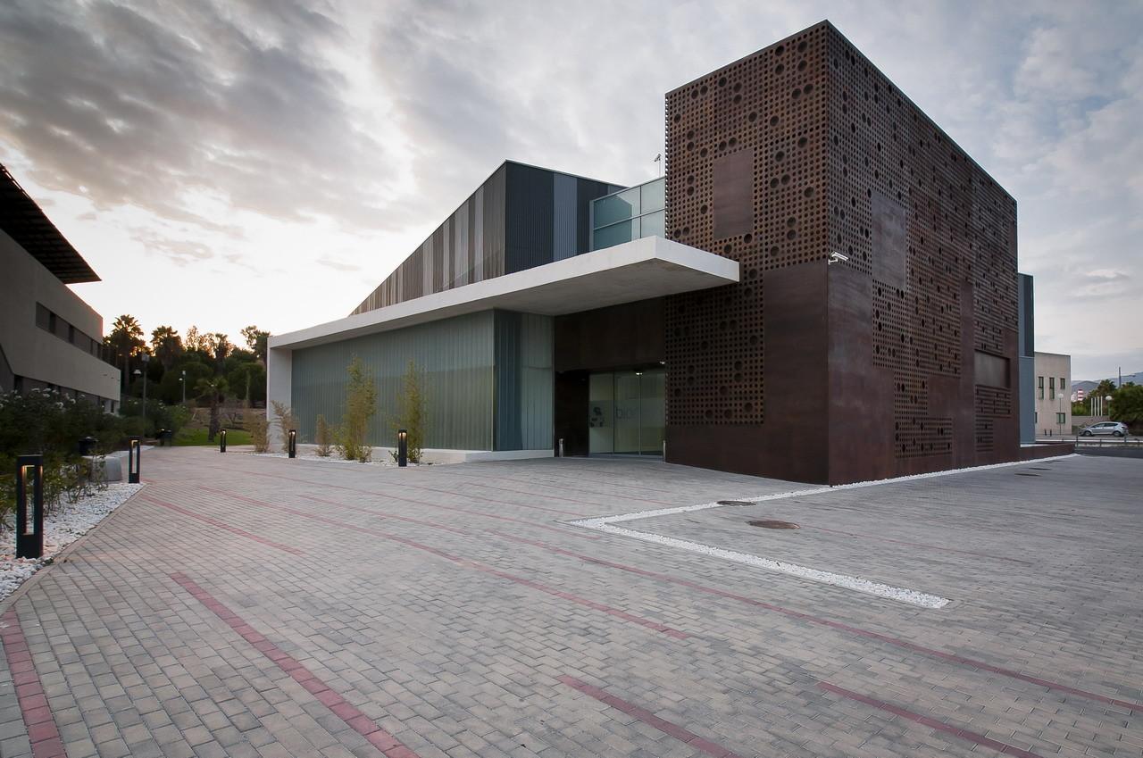 Edificio Bionand / PLANHO, © Alejandro González