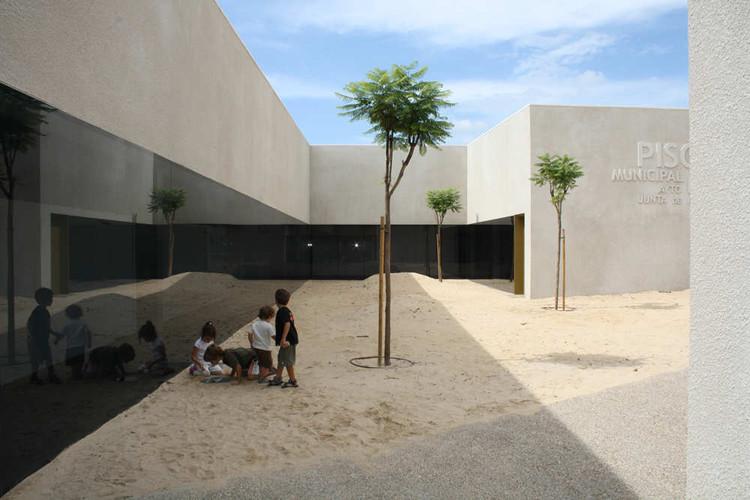 Pabellón de Deportes en Cádiz / EDDEA, Cortesía de EDDEA