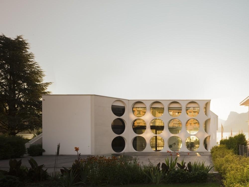 O House / Philippe Stuebi, © Dominique Marc Wehrli