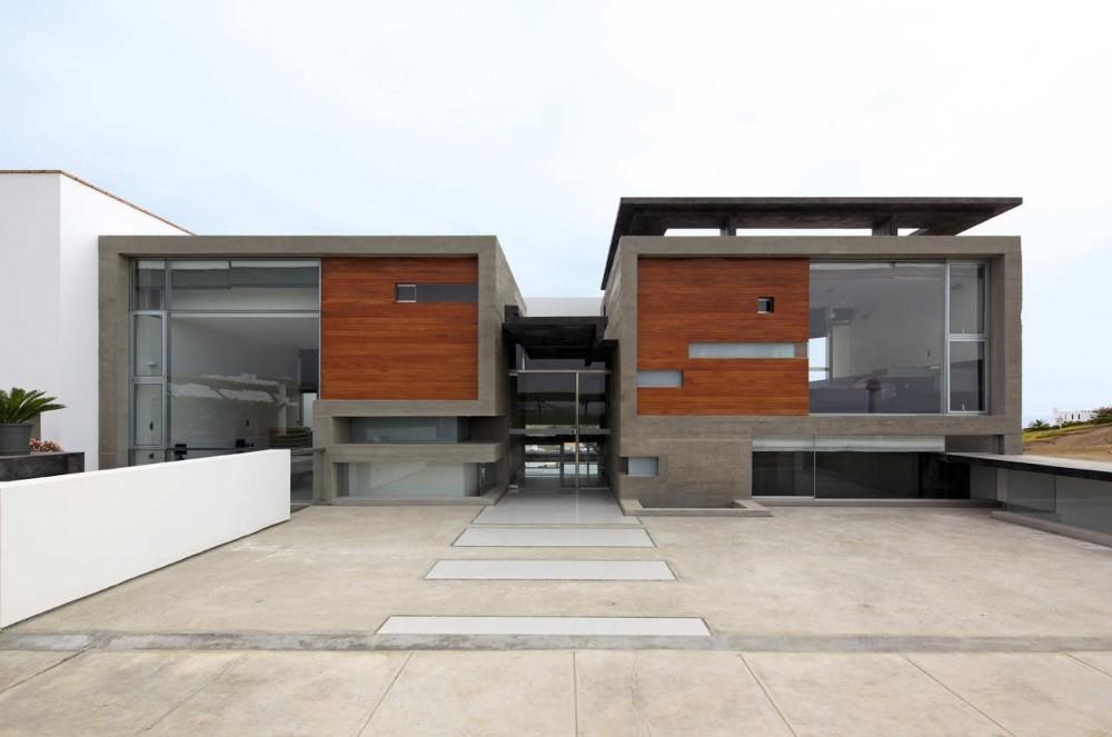 Volúmenes con Género / Longhi Architects, © Juan Solano