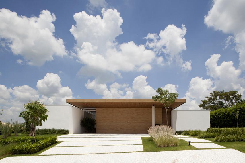 Casa VR01 / ALN Arquitetos, © Fran Parente