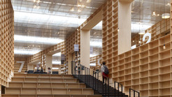 Biblioteca e Museu da Faculdade de Artes de Musashino / Sou Fujimoto Architects