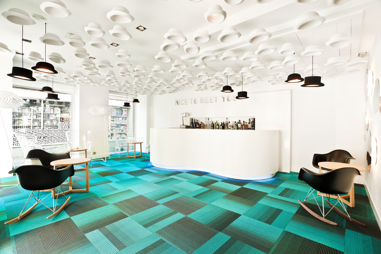 Hotel Portago Urban / Estudio IlmioDesign, © Alfonso Acedo