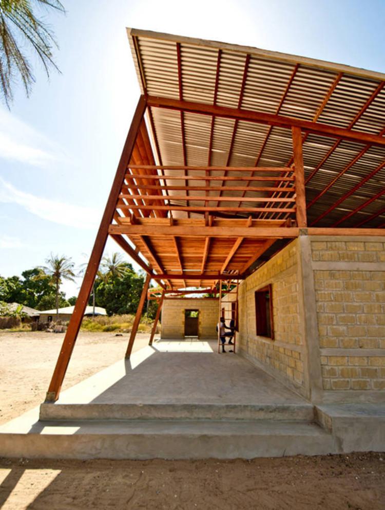 Centro para jóvenes en Niafourang / Project Niafourang, Cortesía de Project Niafourang