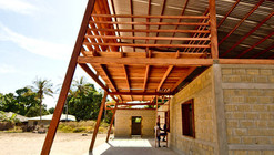 Centro para jóvenes en Niafourang / Project Niafourang