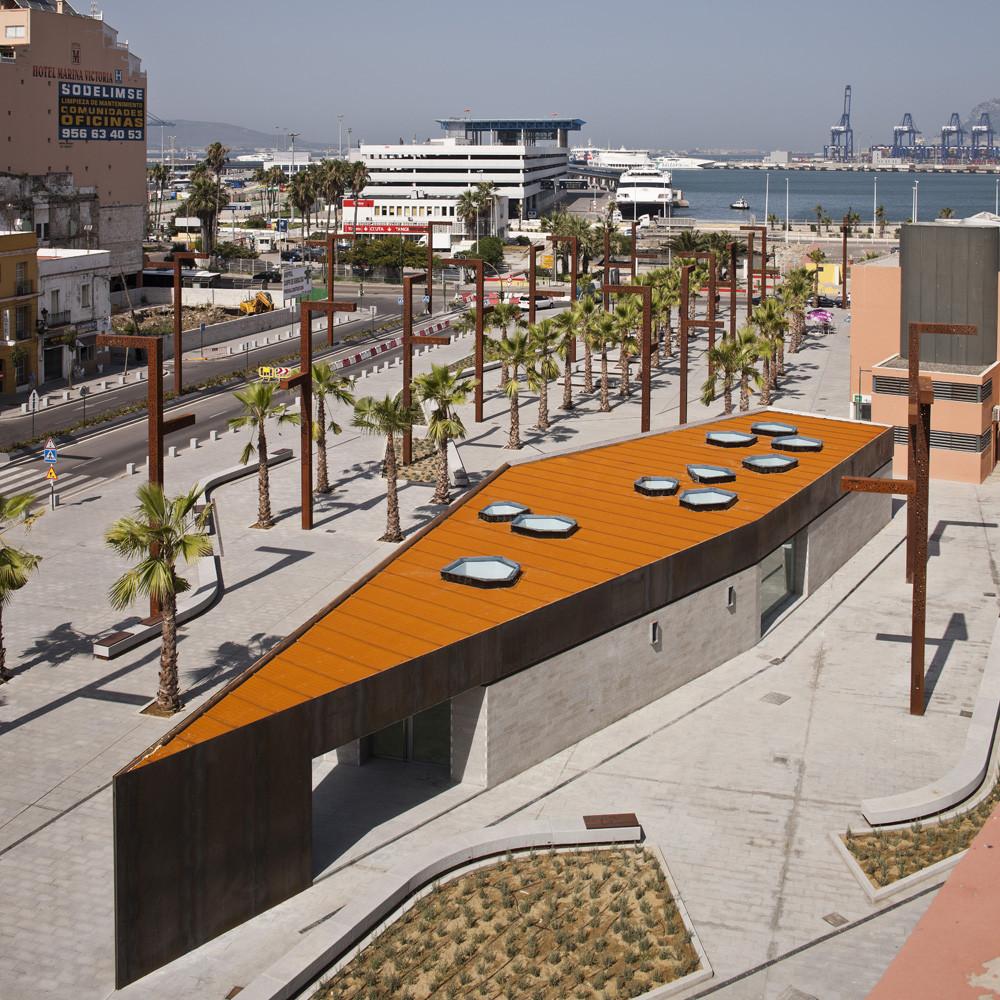 Centro de Interpretación del Rio de la Miel / Mariñas Arquitectos Asociados, © Fernando Alda