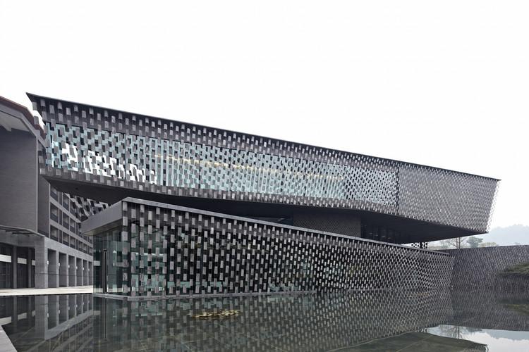Museo Xinjin Zhi / Kengo Kuma & Asociados, Cortesía de Kengo Kuma & Asociados