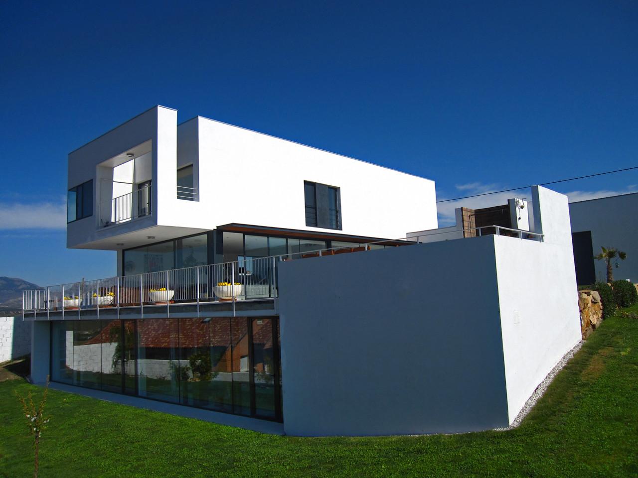 Casa Ramas Fh2l Arquitectos Plataforma Arquitectura