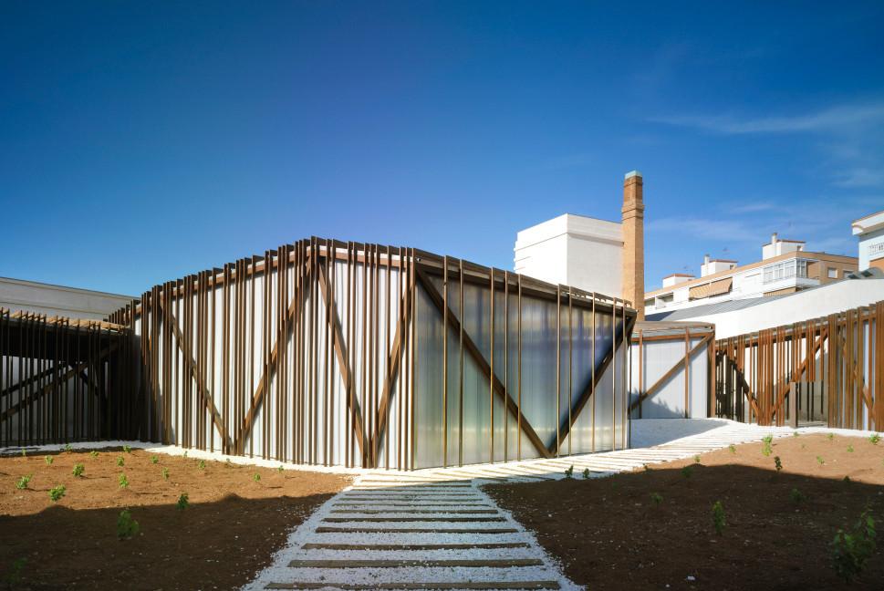Museo de las Ciencias del Vino en Almendrejo / Gap Arquitectos, © Jesus Granada