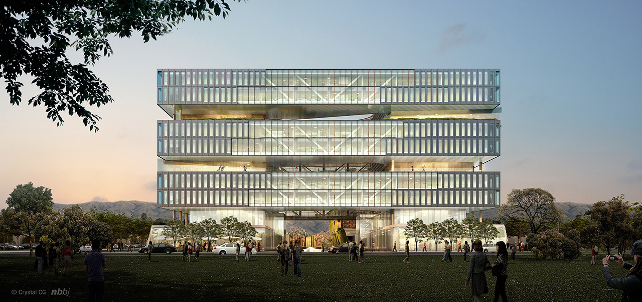 Samsung Headquarters / NBBJ