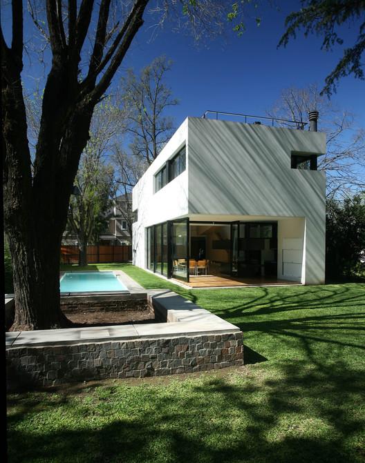 Casa Santa Rita / Film Obras de Arquitectura, Cortesía de Film Obras de Arquitectura