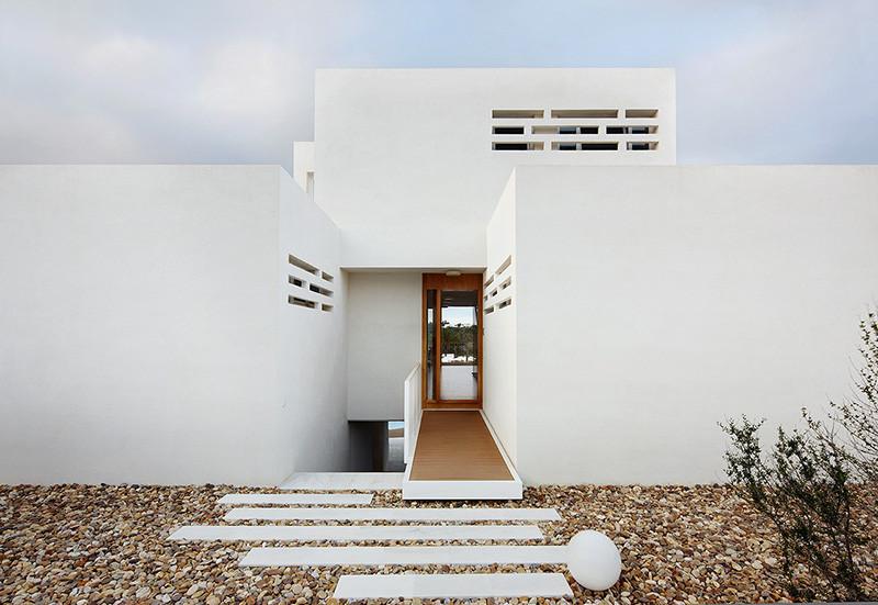 Galeria de casa cala d 39 or flexo arquitectura 2 - Flexo arquitectura ...