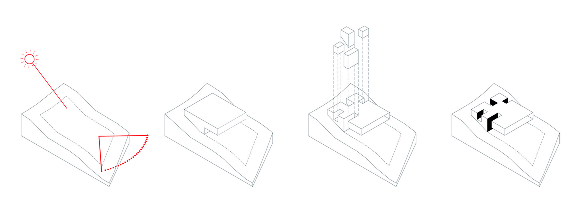 Galer a de casa cala d 39 or flexo arquitectura 12 - Flexo arquitectura ...