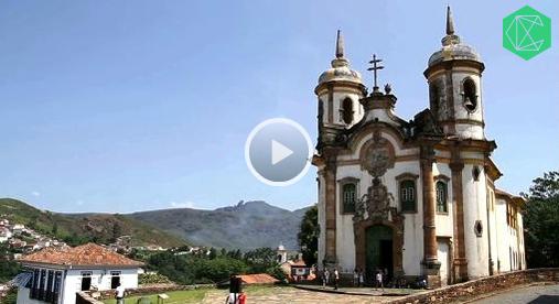 Video: The churches of Ouro Preto, Hidden Gem