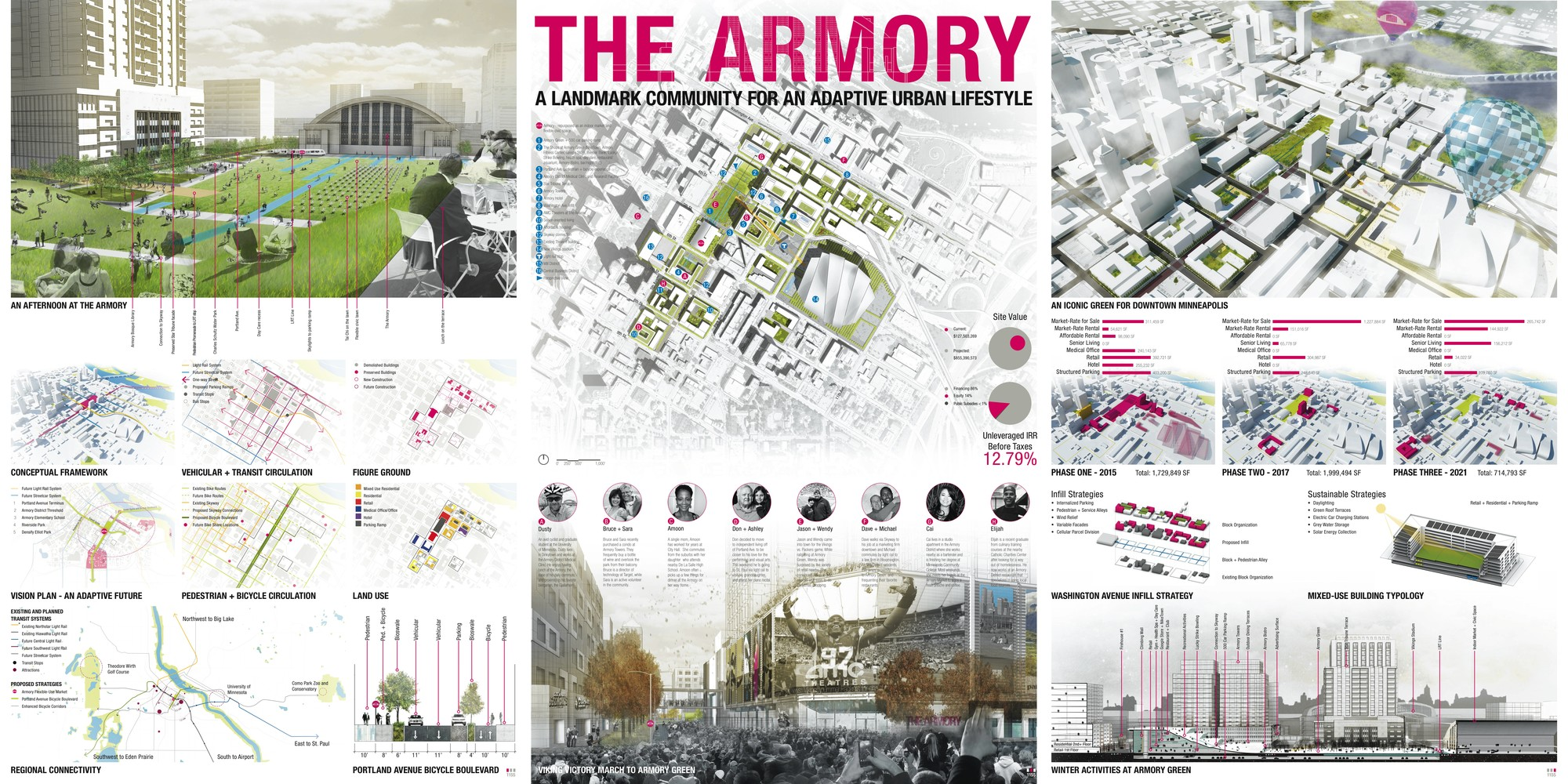 Gallery of uli announces finalist teams for 2013 student for Architecture house design competitions