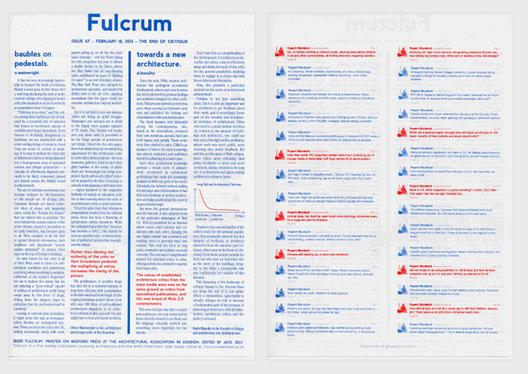 Fulcrum #67