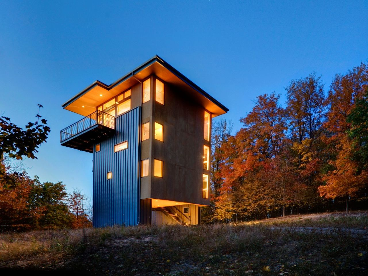 Gallery Of Glen Lake Tower Balance Associates