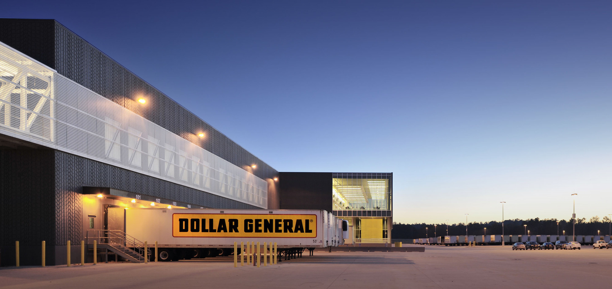 Dollar General Distribution Center / Leo A Daly