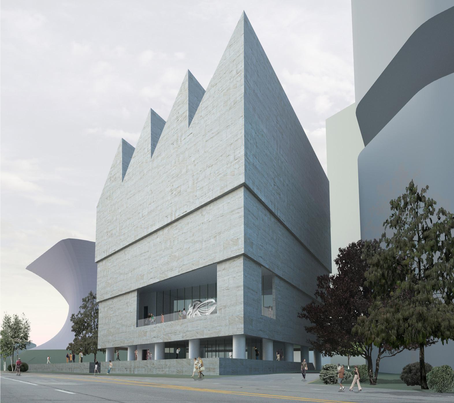 Cortesia de David Chipperfield Architects