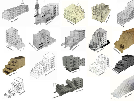 Housing Prototype Systems; Courtesy of Pedro Alonso