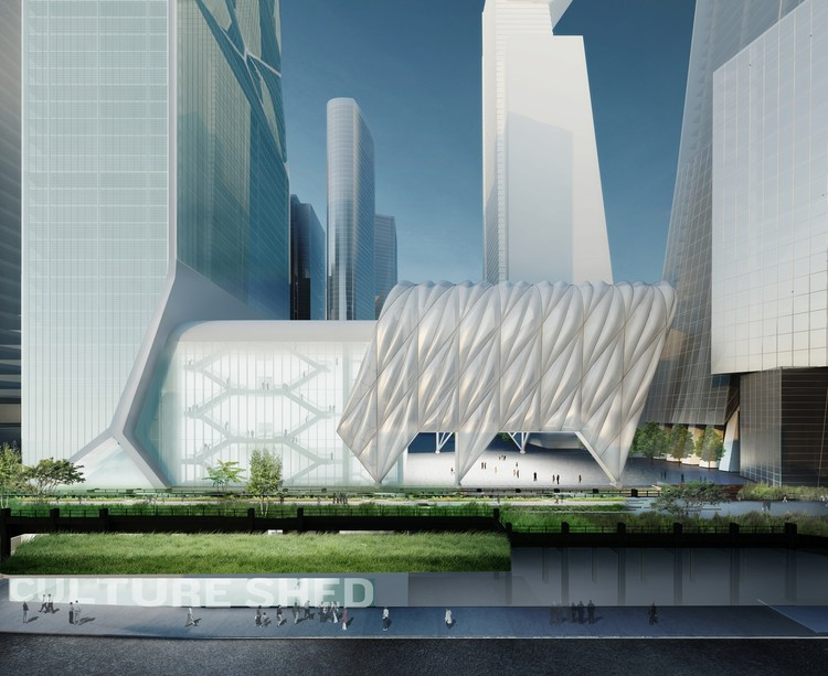 © Diller Scofidio + Renfro and Rockwell Group
