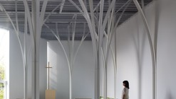 Forest Chapel / Hironaka Ogawa & Associates