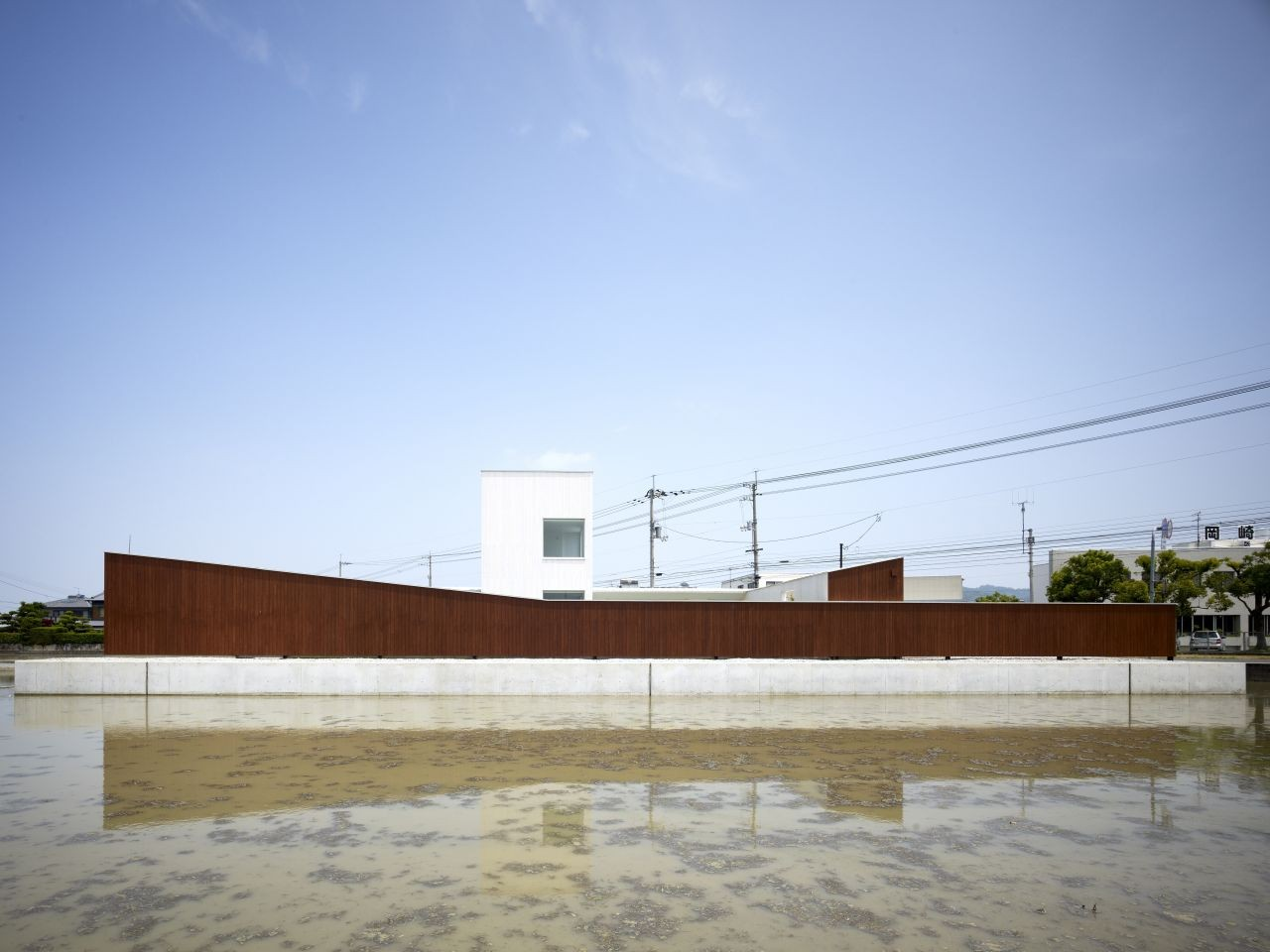 Sundial House / Hironaka Ogawa & Associates, © Daici Ano